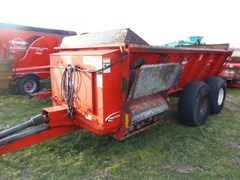 Manure Spreader-Dry For Sale 2014 Kuhn Knight 8118