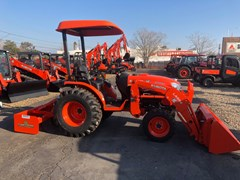 Tractor For Sale Kubota B3350HSD