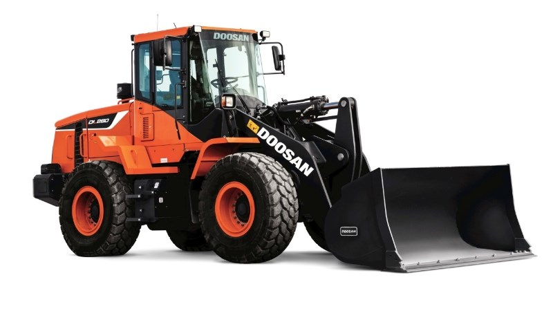 2020 Doosan DL-280 Wheel Loader For Sale