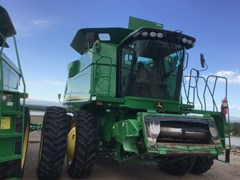 Combine For Sale 2011 John Deere 9770 STS