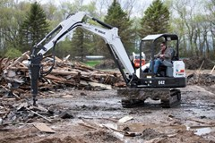 Excavator-Mini For Sale 2021 Bobcat E42 , 43 HP