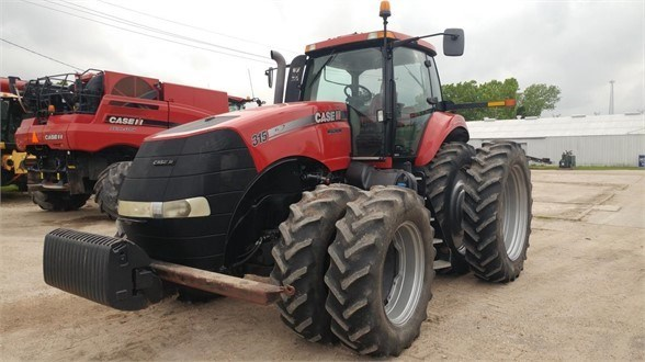 2012 Case IH MAG315 Tractor For Sale