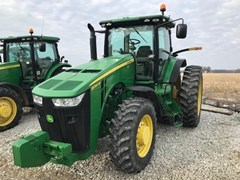 Tractor For Sale John Deere 8260R , 260 HP