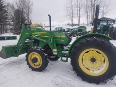 Tractor For Sale:  2007 John Deere 5225 , 45 HP