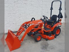 Tractor - Compact For Sale 2019 Kubota BX1880TV54 , 18 HP