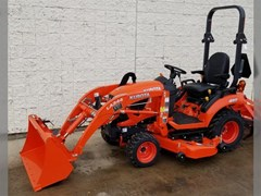 Tractor - Compact For Sale 2019 Kubota BX2380RV60D , 23 HP