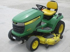 Riding Mower For Sale 2011 John Deere X530 , 24 HP