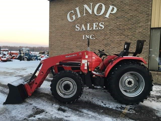 2015 Mahindra 7060 Tractor For Sale