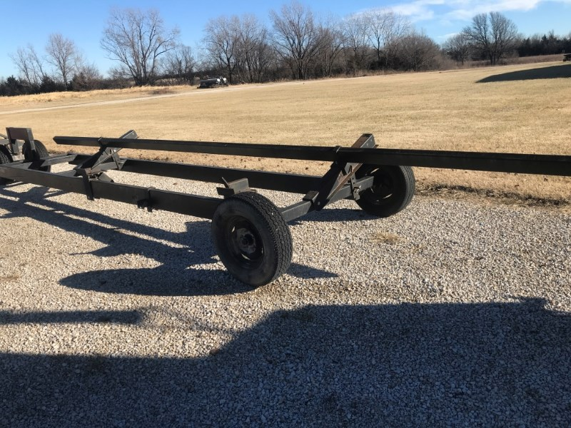 Harvest H 25 Header Trailer For Sale