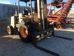 Lift Truck/Fork Lift-Industrial For Sale Case 586D