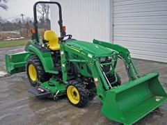 Tractor For Sale 2017 John Deere 2032R , 32 HP