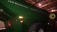 Grain Cart For Sale 2010 J & M 1050-20S