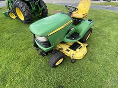 Lawn Mower For Sale 2006 John Deere X724 , 27 HP