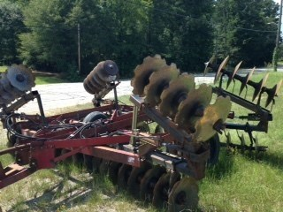Case IH 475 Disk Harrow For Sale