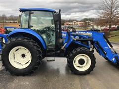 Tractor For Sale 2013 New Holland T4.85 , 85 HP