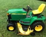 Riding Mower For Sale2001 John Deere 445, 22 HP