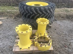 Wheels and Tires For Sale 2011 John Deere 380/80R34