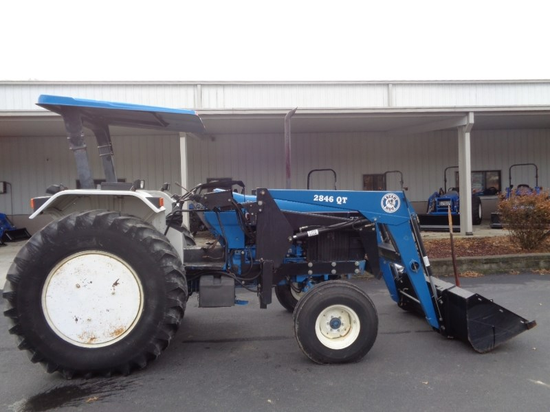 1993 New Holland 7740 Tractor For Sale