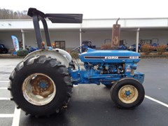 Tractor For Sale 1986 Ford 4610 , 61 HP