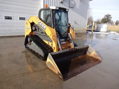 Skid Steer-Track For Sale 2012 Case TV380 , 90 HP