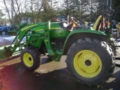 Tractor For Sale 2011 John Deere 4120 , 43 HP