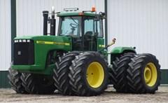 Tractor For Sale 2001 John Deere 9400 , 425 HP