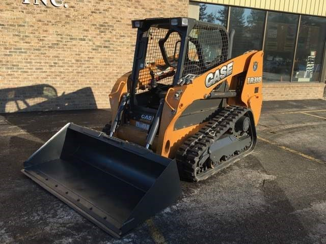 2016 Case TR310 Skid Steer-Track For Sale