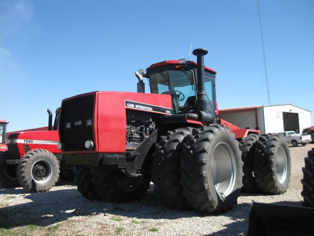 1992 Case IH 9280 Tractor For Sale