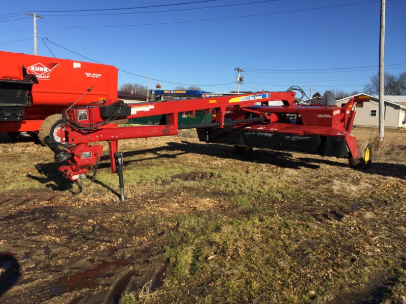 2011 New Holland H7450 Mower Conditioner For Sale