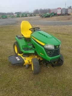 Riding Mower For Sale 2017 John Deere X590 , 26 HP
