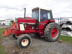 Tractor For Sale International 1086 , 131 HP