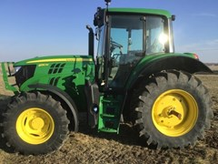 Tractor For Sale 2017 John Deere 6130M , 130 HP
