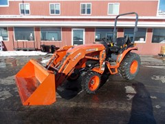 Tractor For Sale 2015 Kubota B2650 Hydro