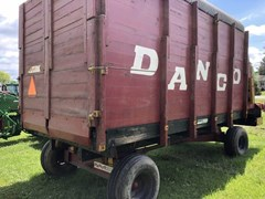 Feeder Wagon-Portable For Sale Other danco
