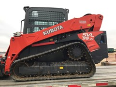 Skid Steer-Track For Sale 2016 Kubota SVL95-2 , 96 HP