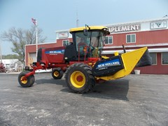 Windrower-Self Propelled For Sale 2014 New Holland Speedrower 200