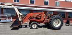 Tractor For Sale International 784