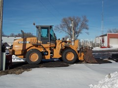 Wheel Loader For Sale 2002 Case 621D