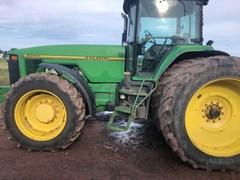 Tractor For Sale 1995 John Deere 8200 , 180 HP