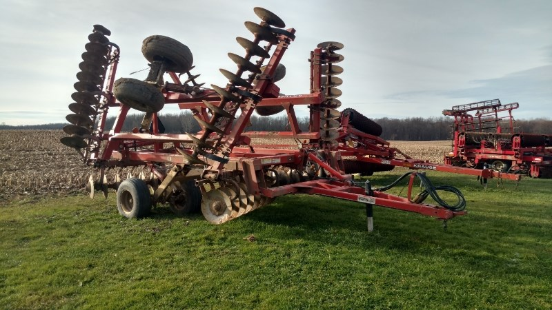 2008 Krause 7300-27WR Disk Harrow For Sale