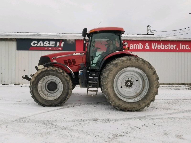 2013 Case IH Puma 230 CVT Tractor For Sale