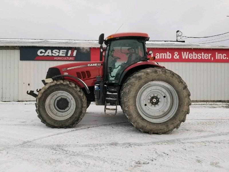 2013 Case IH Puma 230 CVT Tractor For Sale