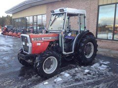 Tractor For Sale 1998 Massey Ferguson 394S , 80 HP