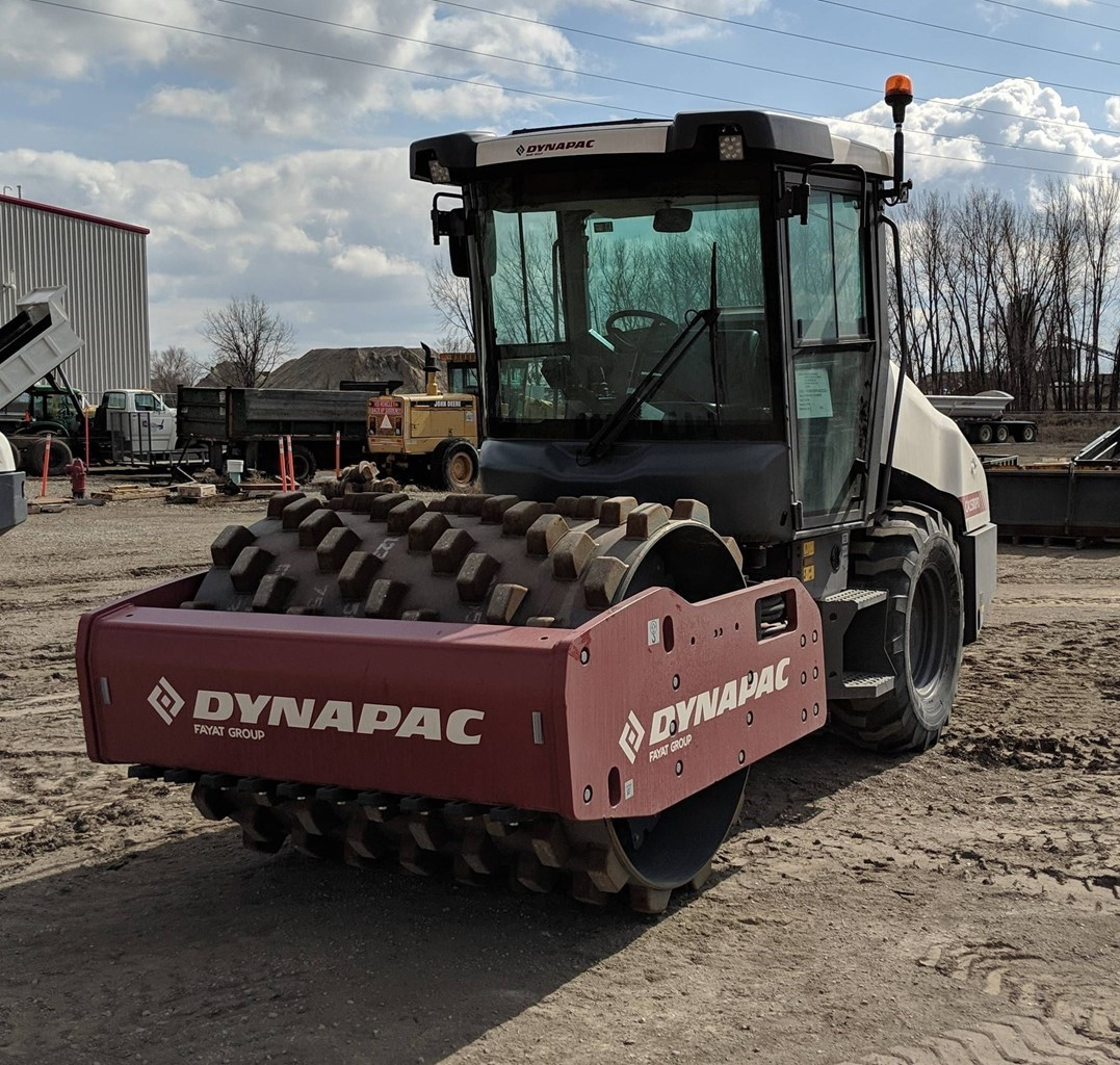 2018 Dynapac CA1500PD Compactor For Sale