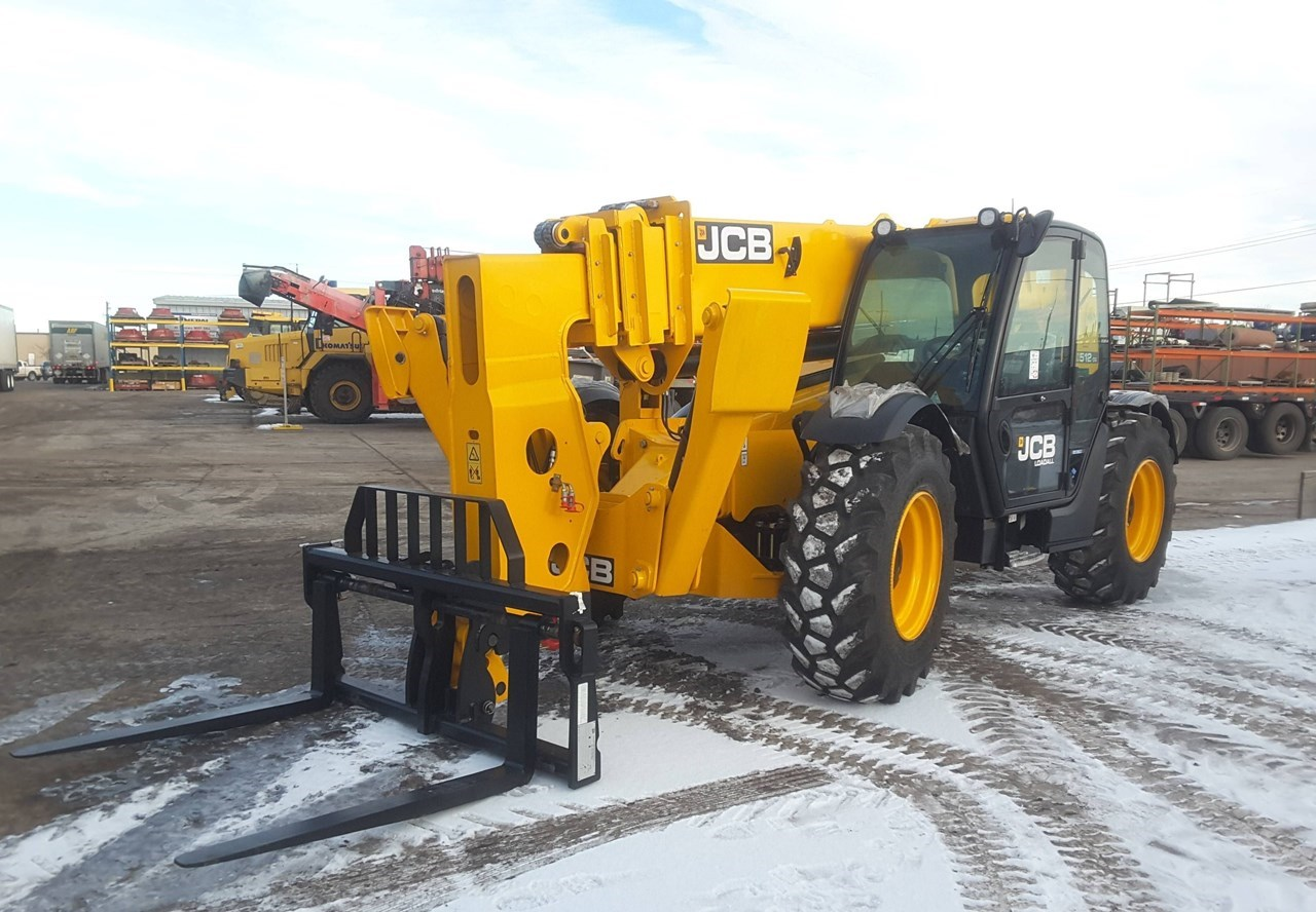 2019 JCB 512-56 Forklift For Sale