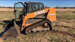 Skid Steer-Track For Sale 2017 Case TR310 , 78 HP