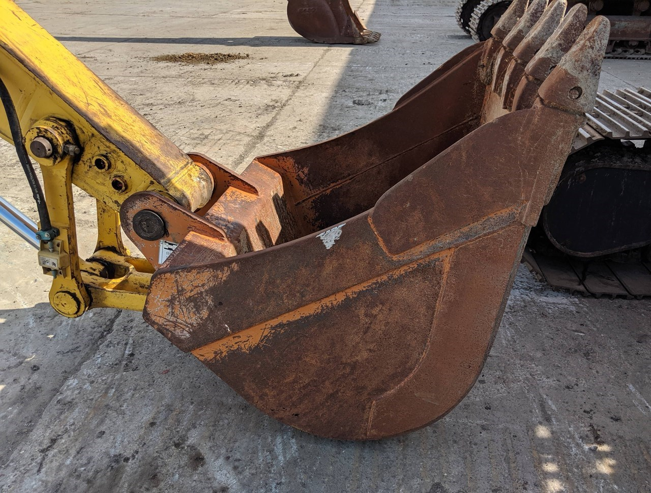 Hensley PC220GP42 Excavator Bucket For Sale
