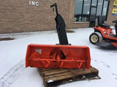 Snow Blower For Sale:  2010 Kubota GR2707