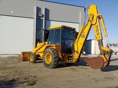 Tractor Loader Backhoe For Sale:  1990 John Deere 310C