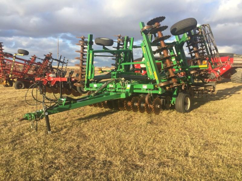 2012 Great Plains 2400TT Vertical Tillage For Sale